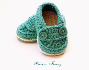 Handmade baby loafers, crochet baby loafers, crochet baby shoes, handmade gift, baby shower, baby loafers, shoes, loafers, gift,