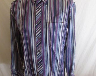 Shirt Paul Smith purple size M to-77%