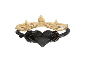 Love struck and Wild fire crown set
