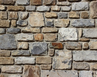 NATURAL STONE Removable Wallpaper - Order by the roll