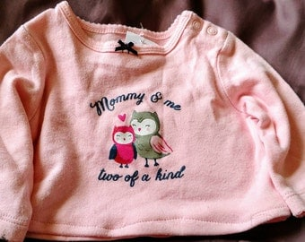 Mommy & Me Pup Shirt Size Small