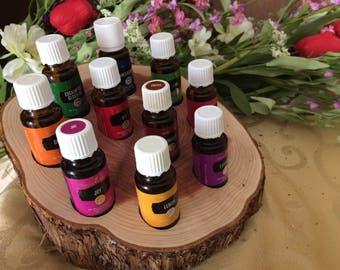 Cedar Natural Wood Essential Oil Display (15 ml)