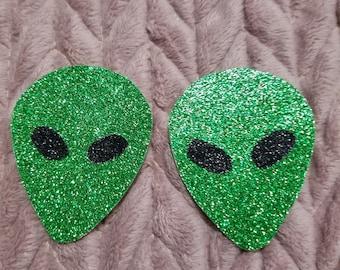 Alien pasties