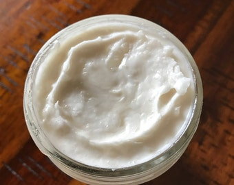 Lavender and Vanilla Whipped Body Butter