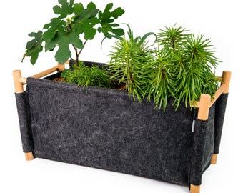 EQUA Home - Sandbox planting pot