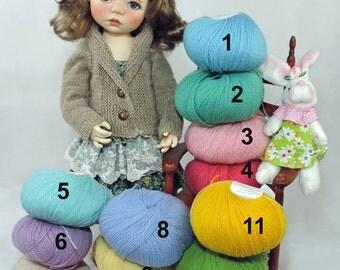 "Custom Sweater for 18"" Doll"
