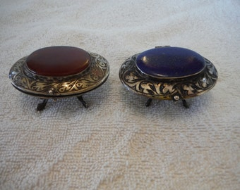 Pair of Pill Boxes