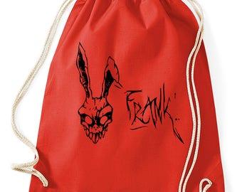 Donnie Darko Frank the made me do it bag