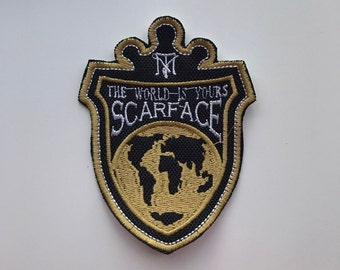 scarface patch