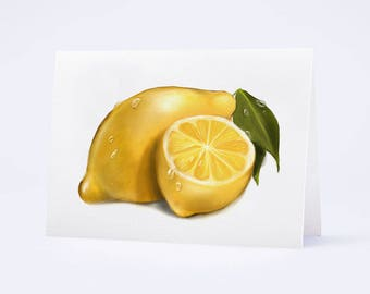 Life gives you Lemons by Truly Yours Greetings *free shipping – Always.