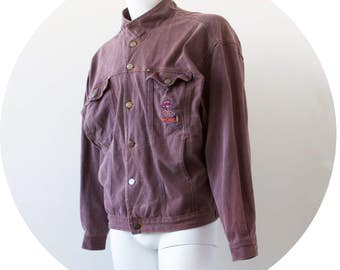 RIPCURL Maroon Jacket