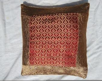 pillow cover (silk)