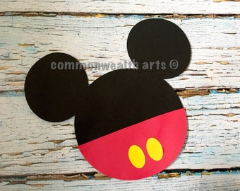Mickey Mouse Cruise Door Magnet