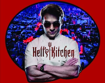 Daredevil Hell's Kitchen Red