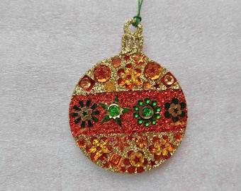 Round Ornament 3