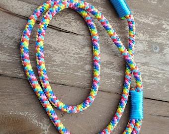 "Dog leash ""Rainbow"""