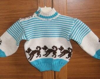 Kids sweater size 62/68