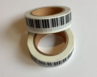 Piano Keys Washi Tape