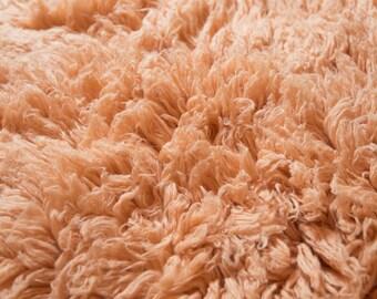 Premium quality FLOKATI - 1mx1, 50 m - 3000g - long hair