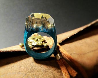 "Ring ""Treasures of Ocean"""