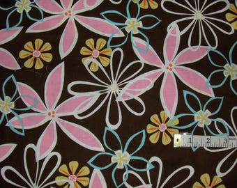 Michael Miller Fabric by the Yard - Daisy Dreams