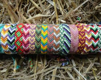 Colorful spring bands