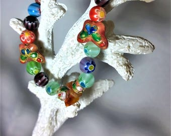 Butterfly Themed Bracelet