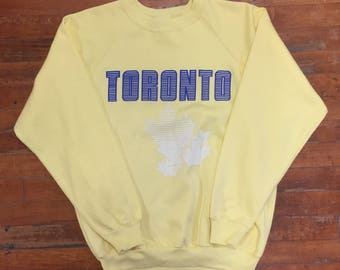 Toronto Pullover Sweater
