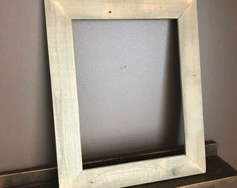 Reclaimed Wood Picture Frame, Reclaimed Wood Custom Picture Frame, Rustic Custom Picture Frame, custom picture frame.