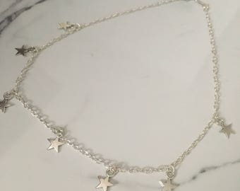 City of Stars Necklace/SILVER