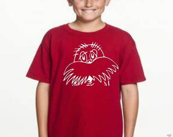 Dr. Seuss Lorax Kids Shirt