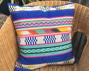 Multi Colour Moroccan Cushion Cover 45 x 45