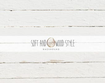 WHITE WOOD - BACKDROPS