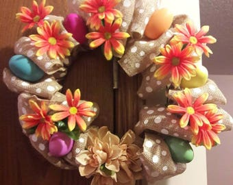 Small Easter Wreath