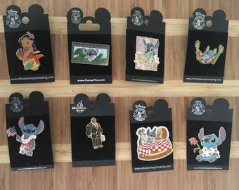 Lilo & Stitch Disney pins