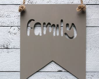 Family Sign, Family Sign Wood, Family Name Sign, Wooden Family Sign, Custom Family Sign, Family Sign Personalized, Family Sign Home Decor