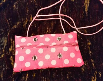 Zippered bag/Purse