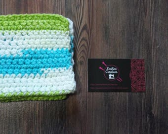 Easter dishcloth wipe dishcloth kitchen crochet cleaning wash eco-friendly household dust wipes washable knit