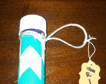 Native Print Pill holder