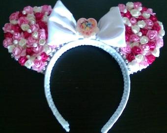 Pink Princess Ears