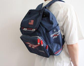 USA Reebok Backpack
