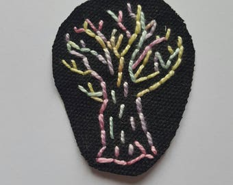 Rainbow Tree Patch