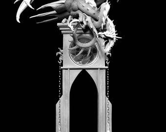 Keeper of Time Dragon Model Kit