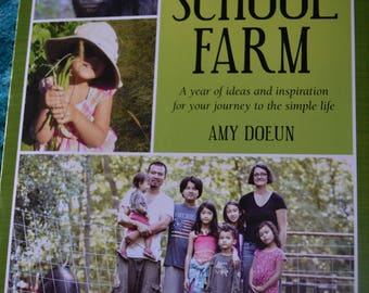 Home School Farm--book