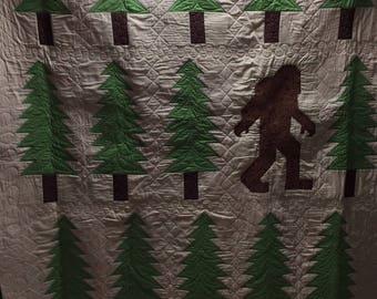 Bigfoot Quilt