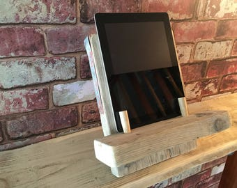Ipad and book stand
