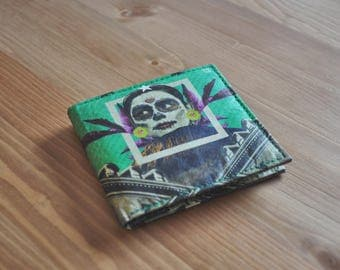 Tyvek Paper Wallet, Mens Wallet, Bags and Purses, Wallets  Slimfold, Eco Friendly, Waterproof Wallet, Gifts for her, Fashion Wallet.