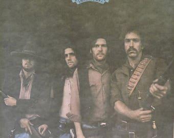 Eagles Desperado 1973 Vintage Record Album