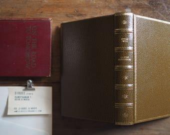 "Rebound Journal - Vintage Books ""La Pitie Dangereuse"""