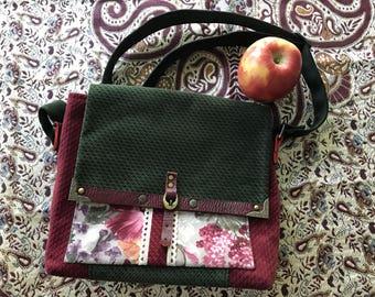 Springy Handmade bag
